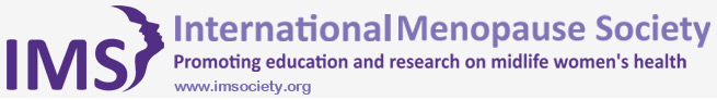 International Menopause society Banner